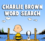 Charlie Brown Word Search